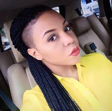 braids with bald hair at the bavk bold cuts that make you want to cut your hair voice of hair