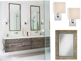 Lamps Plus Bathroom Lights Glamorous Mirrors And Sconces In Bathrooms Lamps Plus