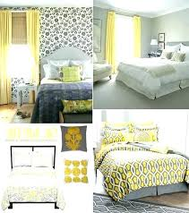 black white and yellow bedroom grey white yellow bedroom great home interior and furniture design