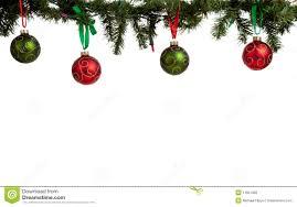Christmas Ornament Border Clipart U2013 Happy Holidays