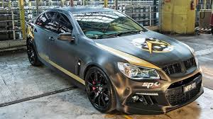 vauxhall holden meet the monster 750bhp vauxhall top gear