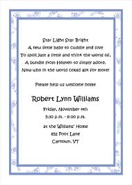 welcome home baby shower welcome home baby boy footprints shower invitations 7020cs wh