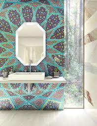 Best  Mosaic Bathroom Ideas On Pinterest Bathrooms Family - Wall mosaic designs
