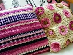 Cusion Cover Crochet Cushion Cover Pattern Youtube