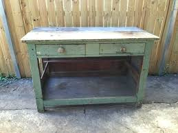 vintage industrial kitchen bench vintage retro industrial rustic