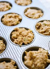 healthy apple muffins recipe cookie and kate