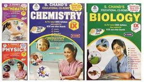 s chand physics chemistry maths biology combo pack cd for 9th