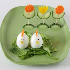 Edible Easter Decorating Ideas by 20 Egg Decoration Ideas Easter Egg And Salad
