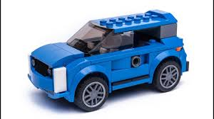 lego ford lego ford mustang 75871 remake into a suv moc youtube