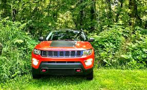 jeep compass trailhawk 2017 2017 jeep compass trailhawk review