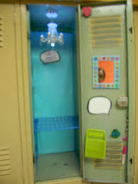 Locker Wallpaper Diy by Locker Decoration A Simple Modern Life