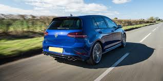 volkswagen golf r review carwow