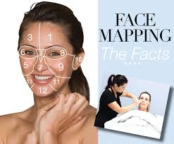 Chinese Face Mapping What U0027s Face Mapping And Should We Be Doing It The Style Insider