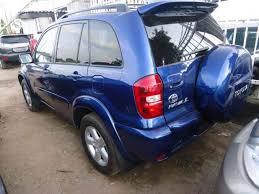 toyota rav4 2004 exra clean tokunbo toyota rav4 2004 autos nigeria