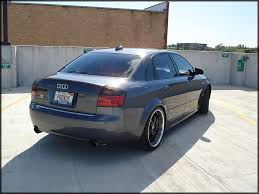 2004 audi a4 information and photos zombiedrive