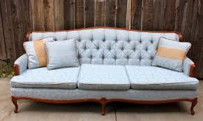 light blue velvet couch furniture used blue fabric small corner couch with chaise for sale