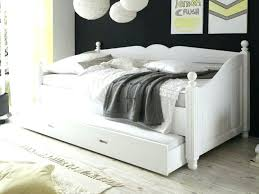 White Daybed With Storage Size Daybed Furniture Daybeds With Trundle Size