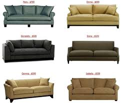 Style Of Sofa Unique Different Style Couches 17 Types Of Sofas Click Pin For An