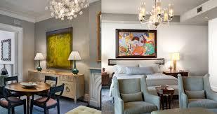 Design In Vogue  Archive  Interior Design Styles  Modern Art In - Modern art interior design
