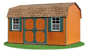 shed styles pine creek structures