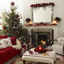 White Rattan Christmas Decorations by Living Room Awesome Christmas Decorations To Make At Home With