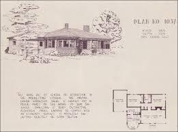 66 best vintage house plans images on pinterest vintage house