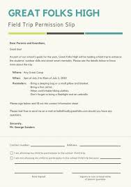 simple teal field trip permission slip templates by canva