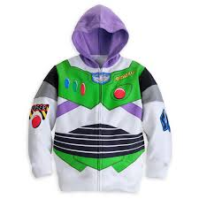 buzz lightyear hoodie for boys shopdisney