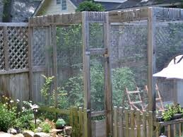 Outdoor Screen House by Keep Critters Out Of The Garden With A Stylish Screen House Hgtv