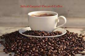 Flavored Coffee Salted Caramel Flavored Coffee Ehome Store