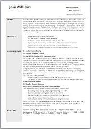 Hairdresser Resume Sample by Free Targeted Cv Template Zone Jobfox Uk