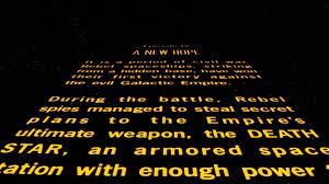 Seeking Episode Titles Wars Episode Iv A New Starwars