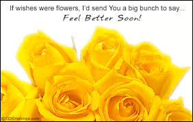 get better soon flowers flowers to wish speedy recovery free get well soon ecards 123