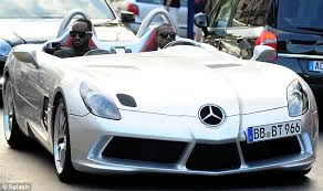 mercedes charity cannes 2011 kanye heads to charity bash in a 1 7m limited