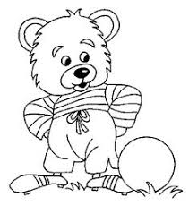 free printable teddy bear dool coloring pages teddy bear coloring