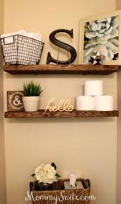 Decorative Wall Shelf Sconces Bathroom How To Decorate A Wall Shelf Mesmerizing Modern Wall