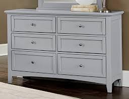 Grey Bedroom Dressers by Good Vaughan Bassett Dresser On Vaughan Bassett Hamilton Triple