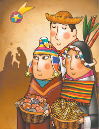 bolivian christmas cards available bolivian thoughts in an
