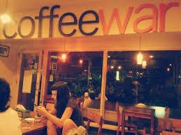 Coffee War coffee war atmosphere picture of coffee war jakarta tripadvisor