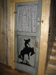 rodeo home decor linen closet or jamie s bathroom rodeo tales gypsy trails doors