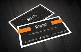 vintage black business card template free download