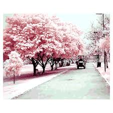 online buy wholesale cherry blossom painting from china cherry