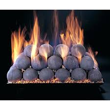 propane glass fire pit real flame baltic natural gas table