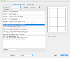 business card composer 5 2 mac app