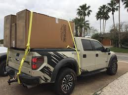 Ford F150 Truck Box - items loaded on the truck bed cover of a ford f150 raptor flickr