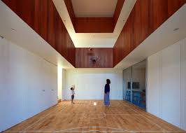 decoration amazing koizumi sekkei designs house basketball court