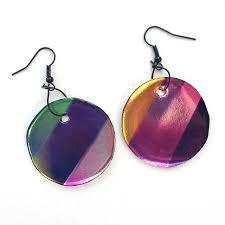 earrings paper diy paper earrings jillson