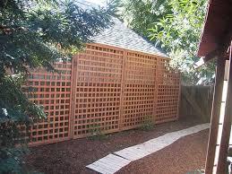 Fence Panels With Trellis Best 25 Lattice Fence Panels Ideas On Pinterest Fence With