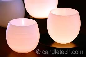 light pink votive candle holders water balloon luminaries candle making techniques