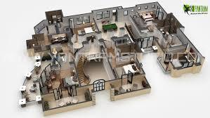 floor plan luxurious 3d floor plan design ideas by yantram floor plan design